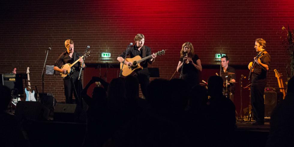 Koncerter med irske bands